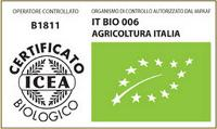 Label Bio Italie